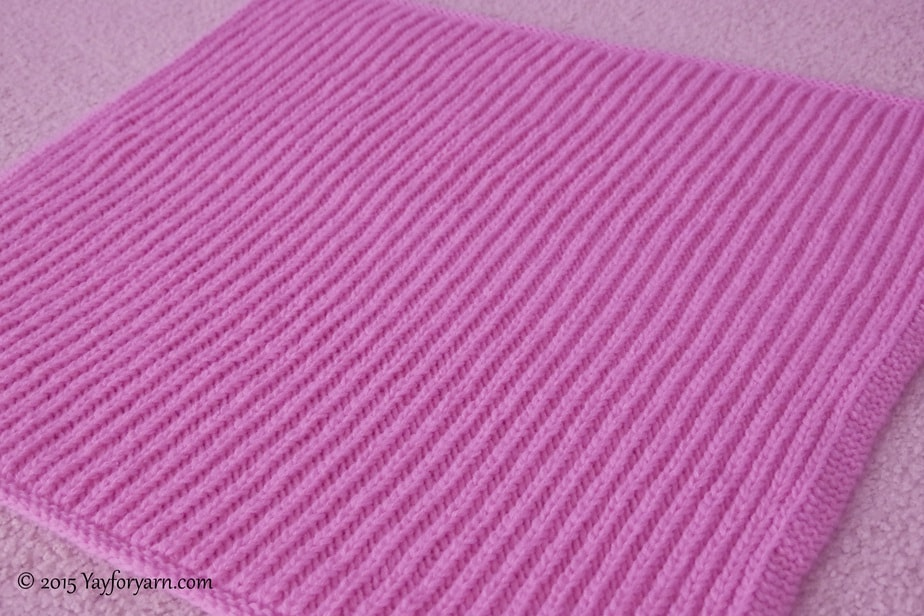 Easy Brioche Baby Blanket – FREE Knitting Pattern by Yay For Yarn ...
