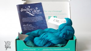 August 2018 KnitCrate Unboxing!