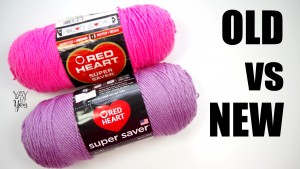 What Has Happened to Red Heart Super Saver Yarn?