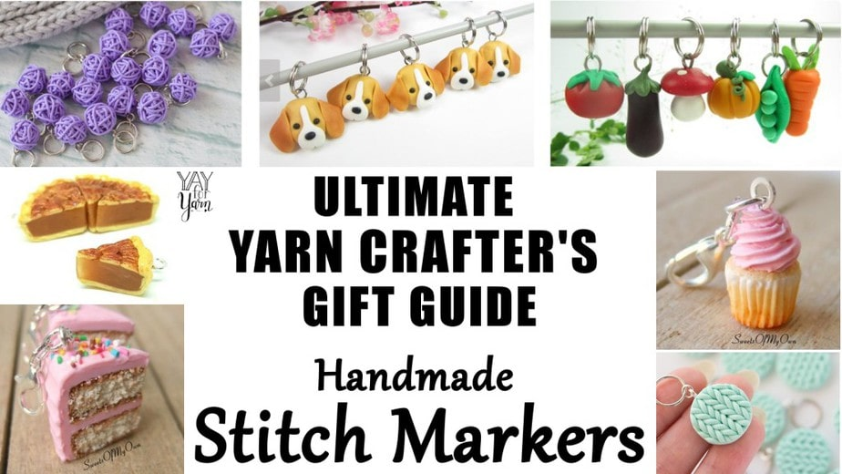 knitting notion sm markers lobster clasp markers crochet stitch markers letter stitch markers progress markers knitting stitch markers