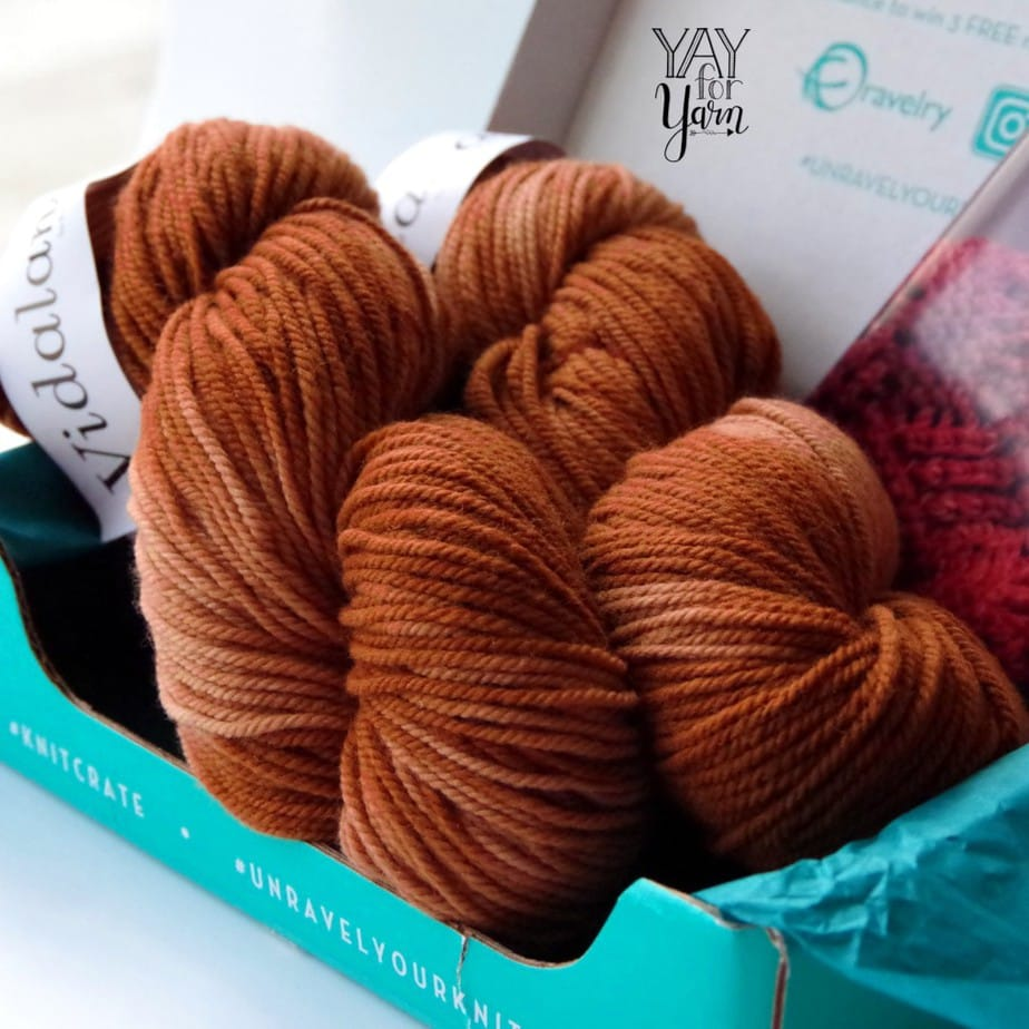 Luxury Yarn Monthly Subscription - Review + Coupon Code