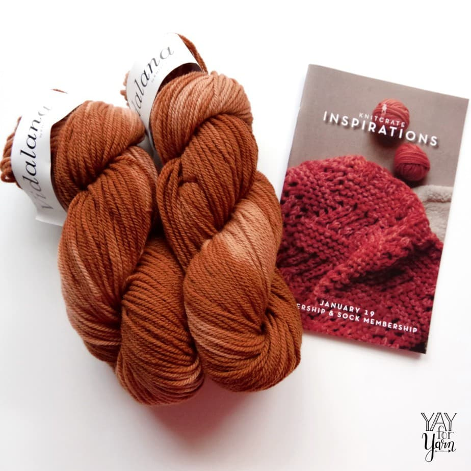 KnitCrate Membership Review | Yay For Yarn