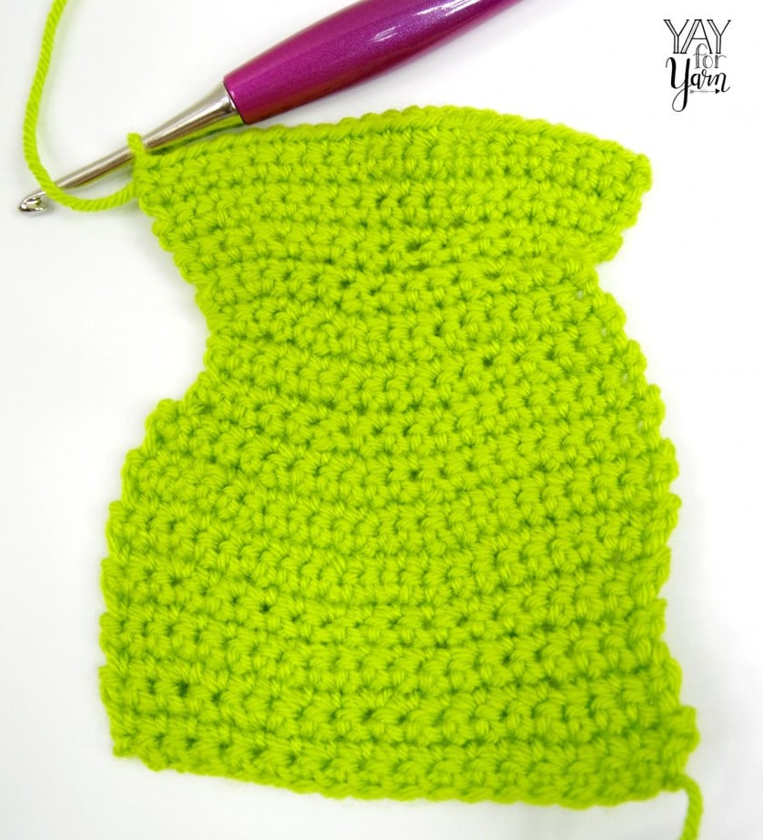 How to Keep Your Crochet Straight