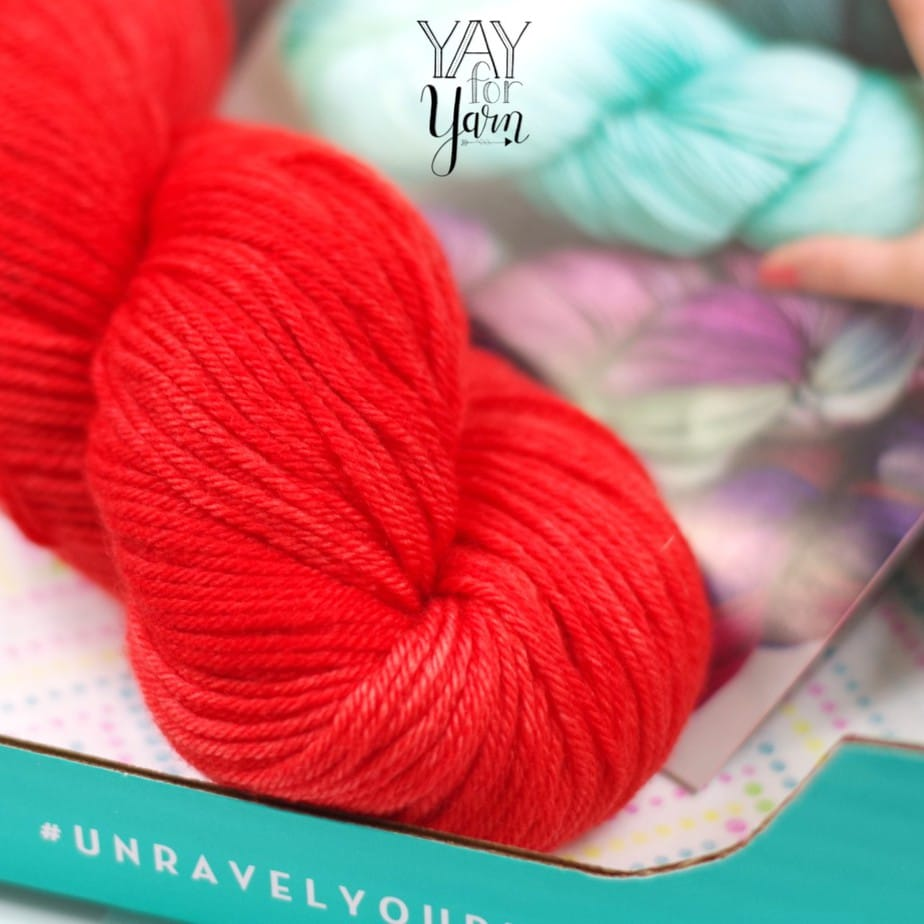 super soft, luxury hand dyed yarn, with free worldwide shipping