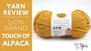 Super soft, luxurious yarn that's easy care and machine washable.