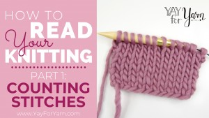 Part 1: Counting Stitches