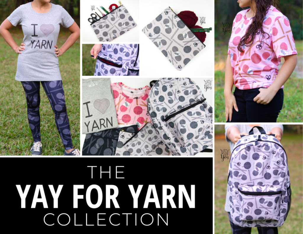 Shop The Yay For Yarn Collection