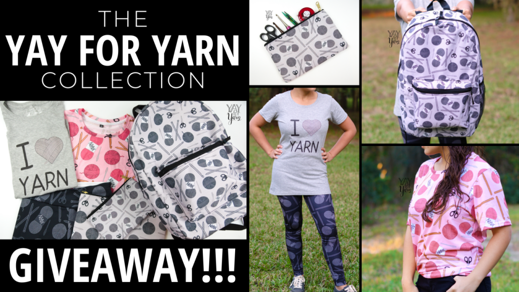 The Yay For Yarn Collection