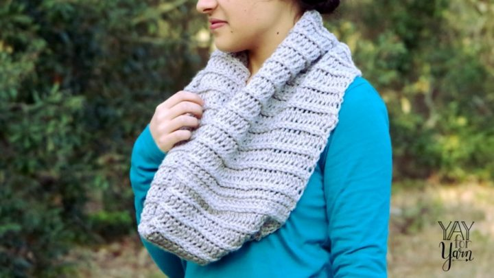 Learn to make your crochet look like knitting with this simple stitch!